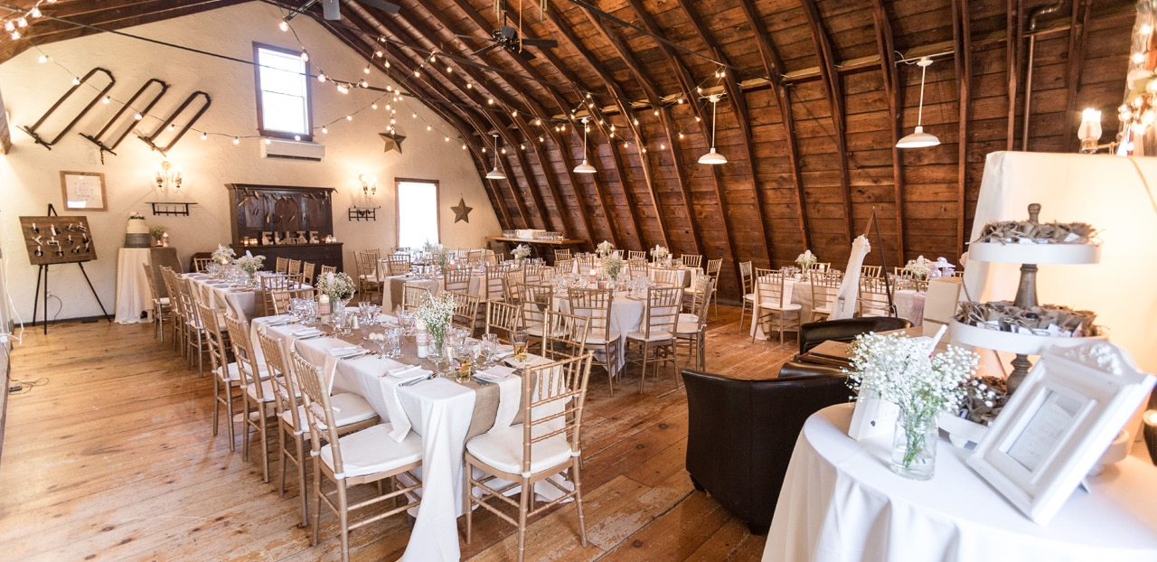 The Great Loft Is Ideal For Intimate Celebrations And Retains Rustic Charm Of Building